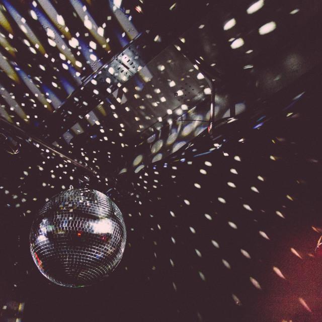"""Disco Disco Disco"" stock image"