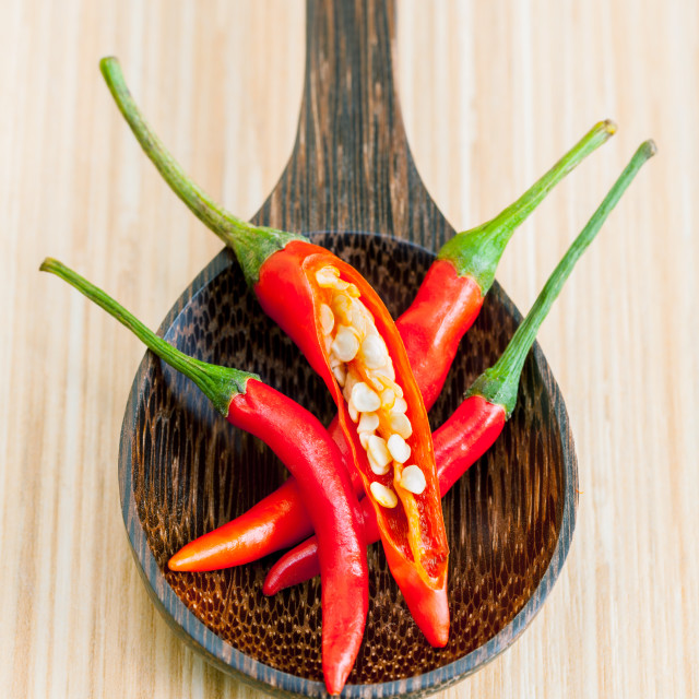 """""""Thai food Cooking ingredients. - spice tast"""" stock image"""