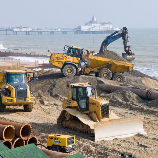 """Construction Equipment"" stock image"