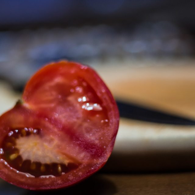 """Greek tomato"" stock image"