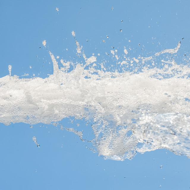 """water splash"" stock image"