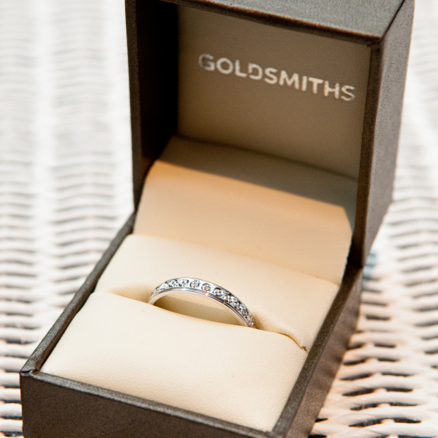 """Wedding Ring"" stock image"
