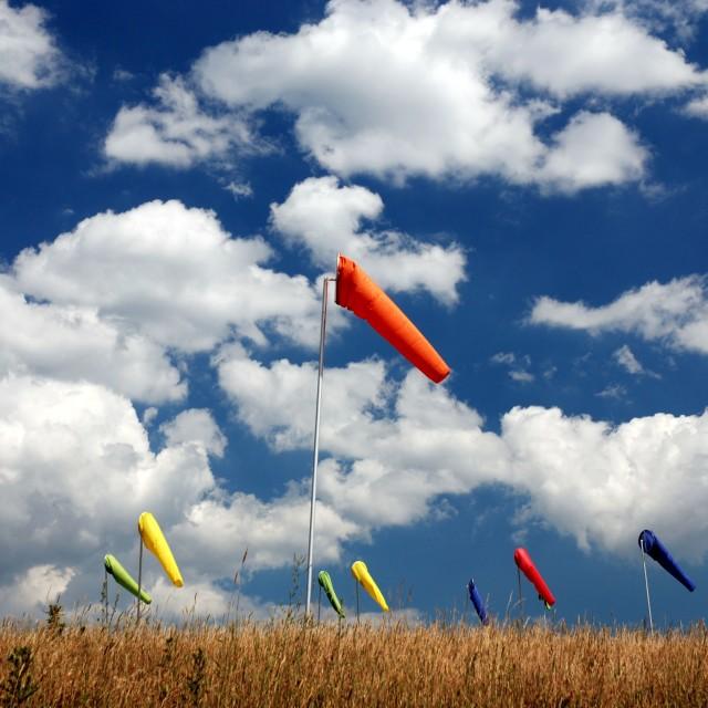 """Wind Socks"" stock image"