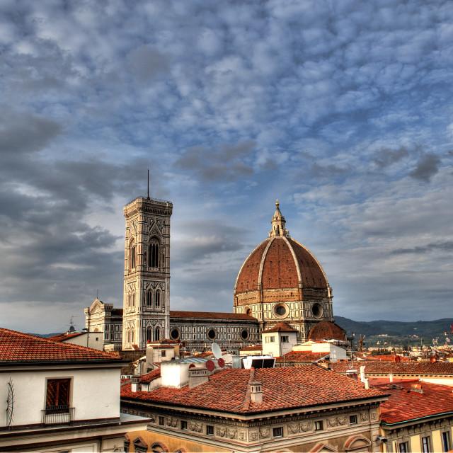 """Florence Panorama"" stock image"