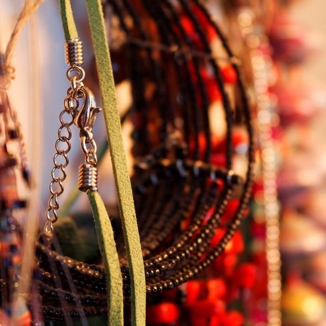"""""""Jewellery Clasp"""" stock image"""