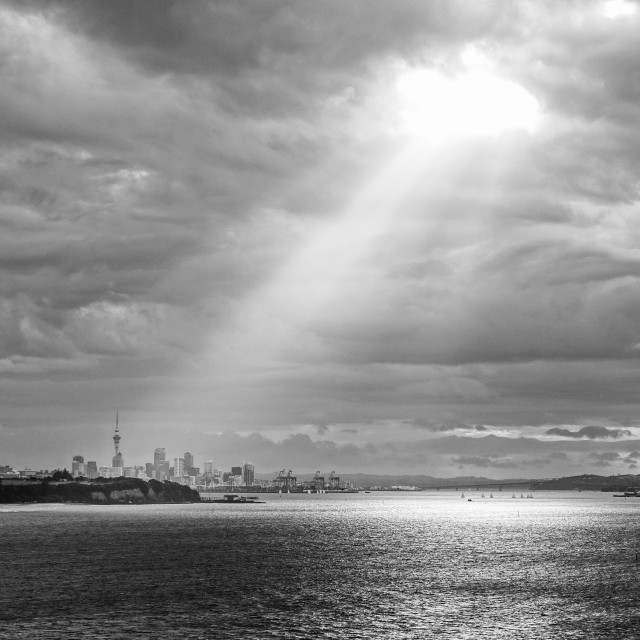 """""""Auckland"""" stock image"""