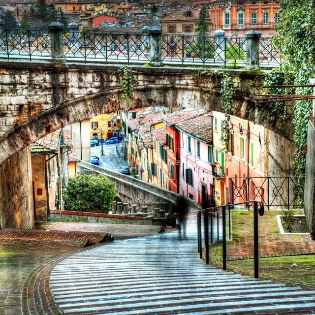 """Perugia timeless"" stock image"