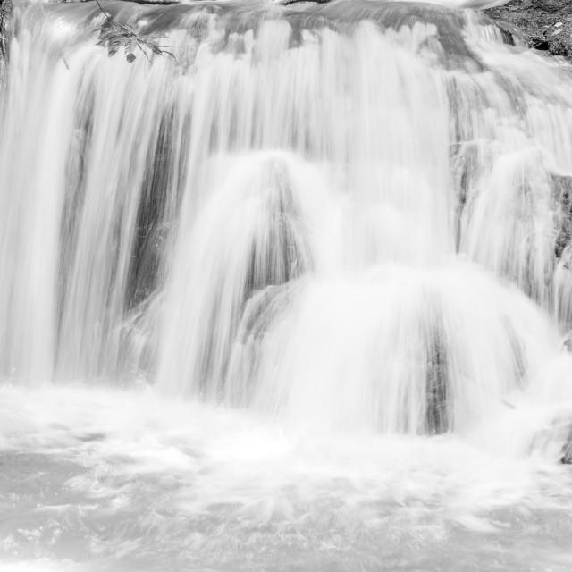 """Cascading Waterfall"" stock image"
