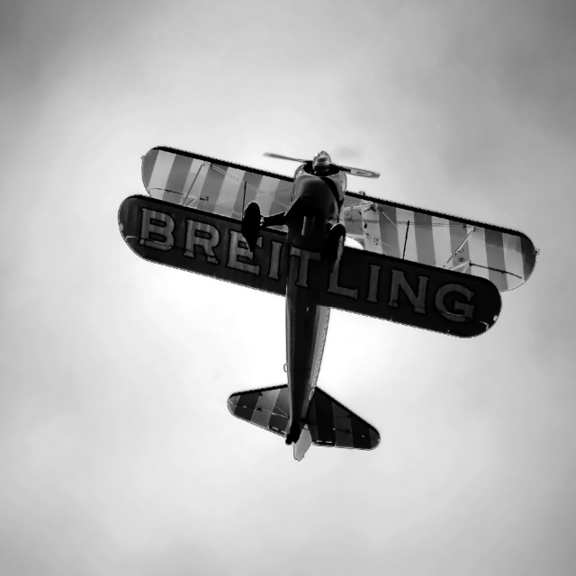 """""""A Breitling"""" stock image"""