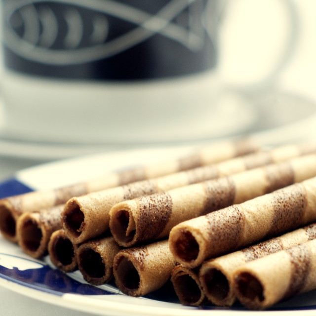 """Choco Sticks 05"" stock image"