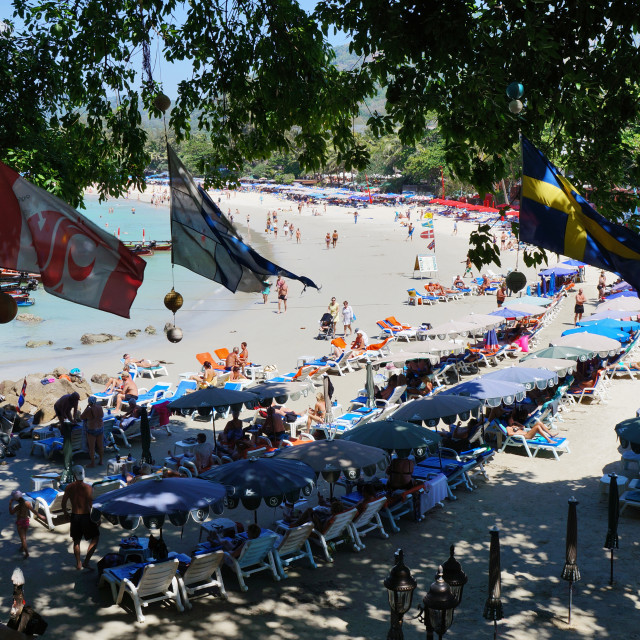 """""""Phuket Beach"""" stock image"""