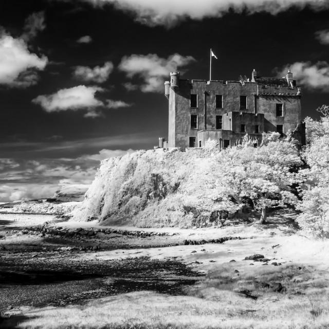 """Dunvegan Castle."" stock image"