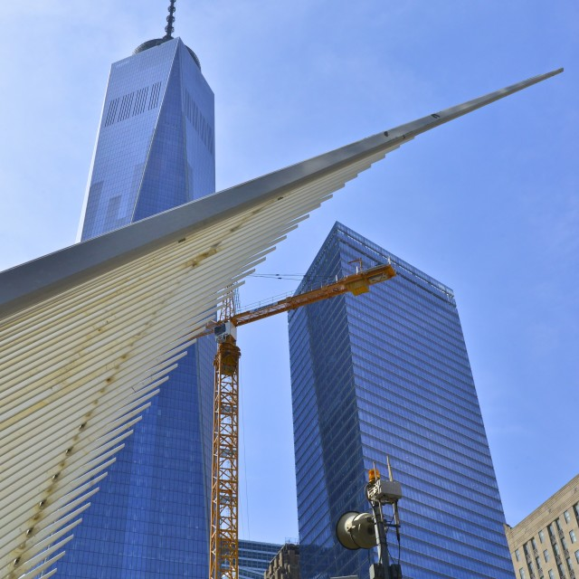 """Freedom Tower 1"" stock image"