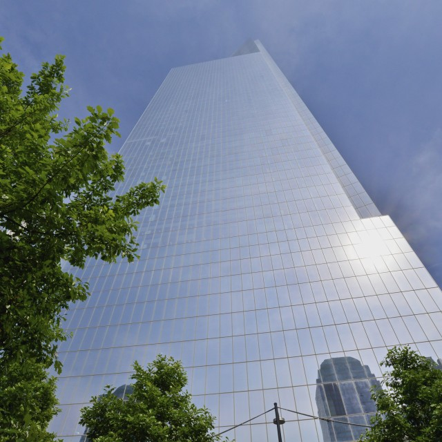 """""""Freedom Tower 2"""" stock image"""
