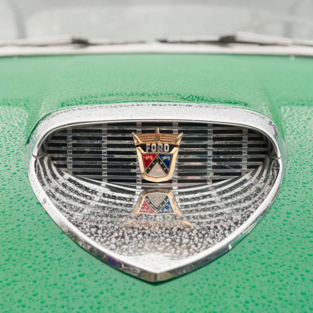 """Ford badge"" stock image"