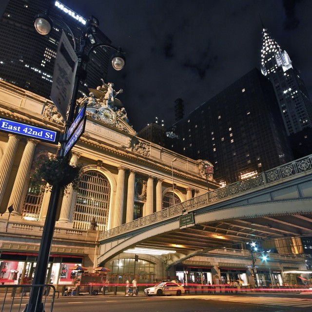 """Grand Central, New York City"" stock image"