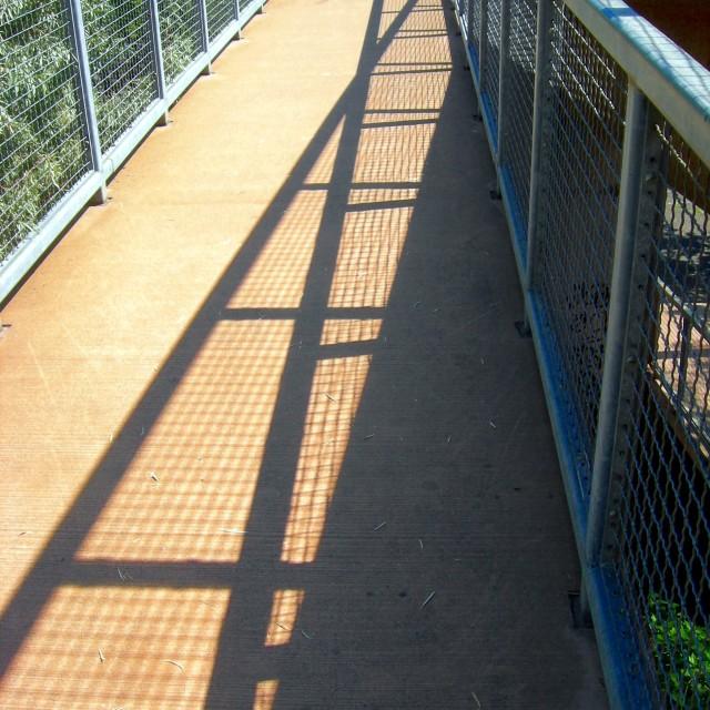 """""""Walkway"""" stock image"""
