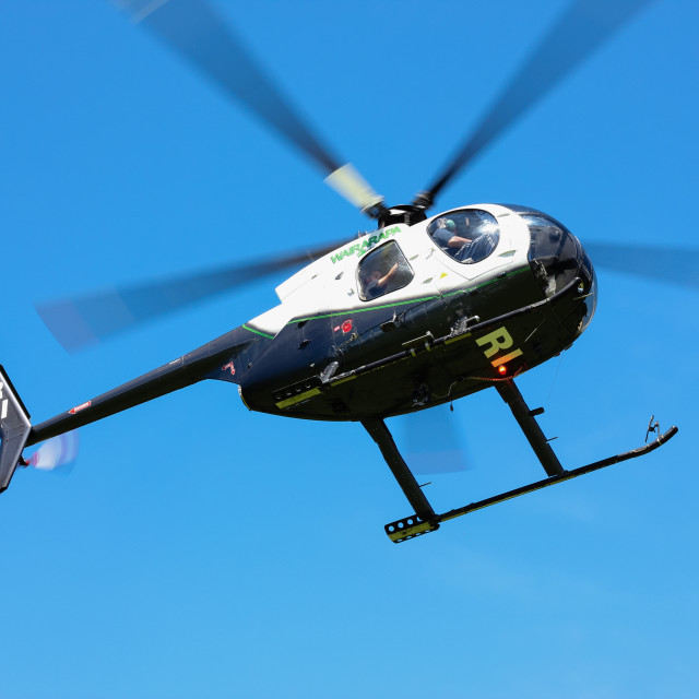 """helicopter flight"" stock image"