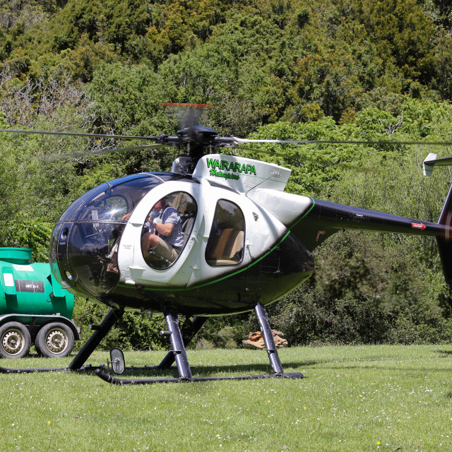 """""""commercial helicopter"""" stock image"""