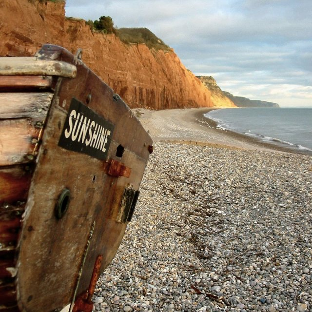 """""""Sidmouth"""" stock image"""