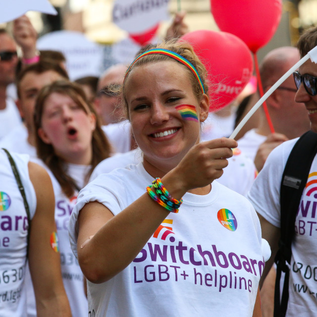 """""""Switchboard Supporters"""" stock image"""