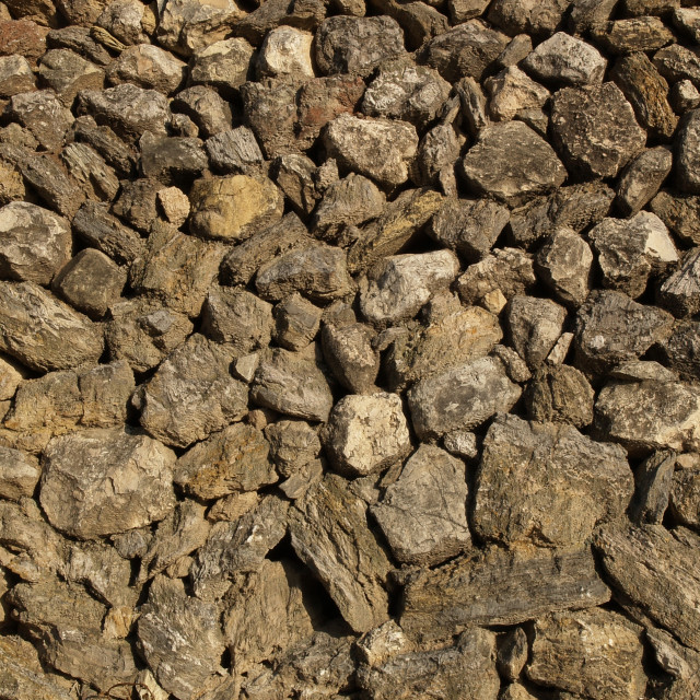 """Stone Wall"" stock image"