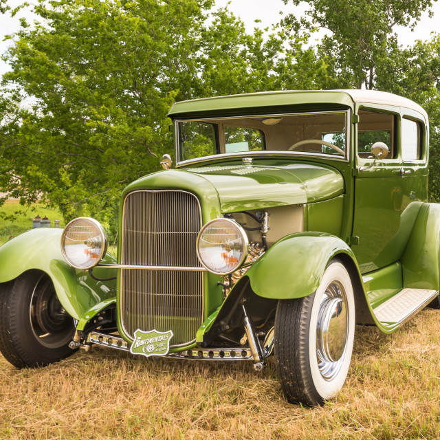 """1929 Ford"" stock image"