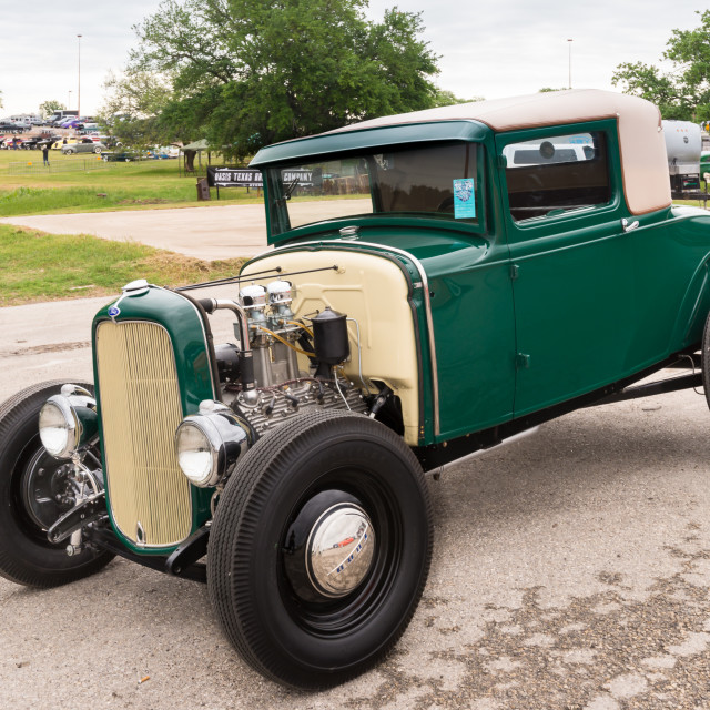 """1931 Ford"" stock image"
