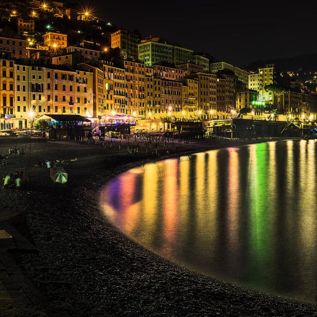 """Camogli - Italy"" stock image"