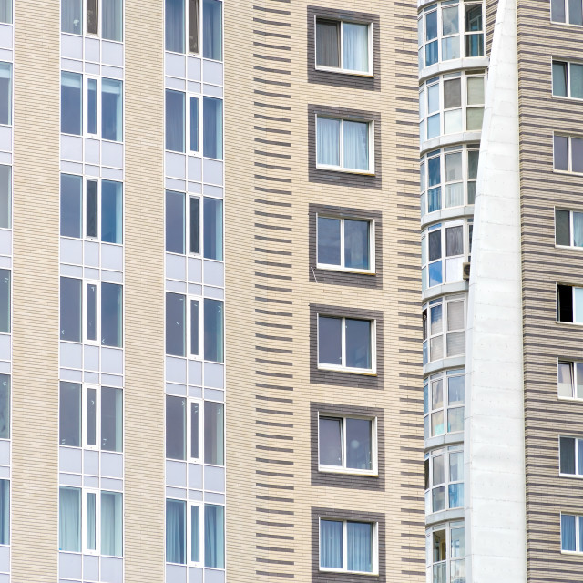 """""""Building Facade"""" stock image"""