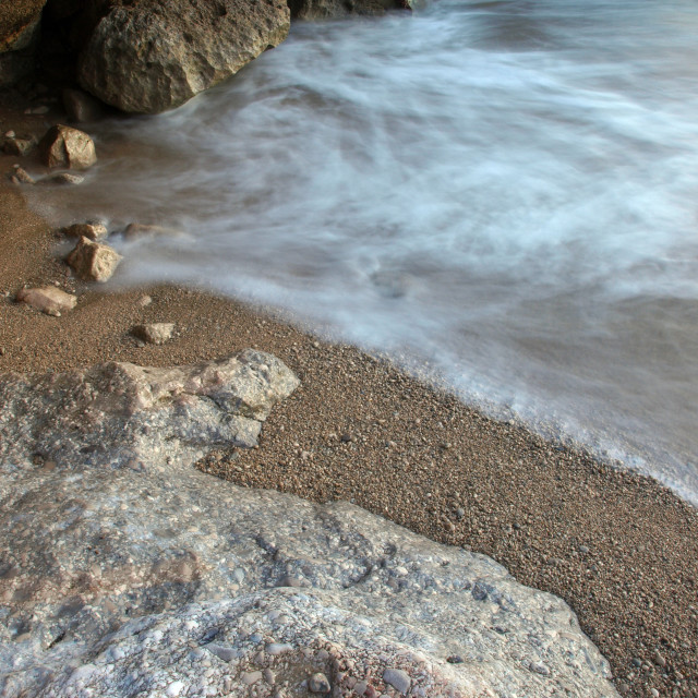 """Sea Landscape"" stock image"