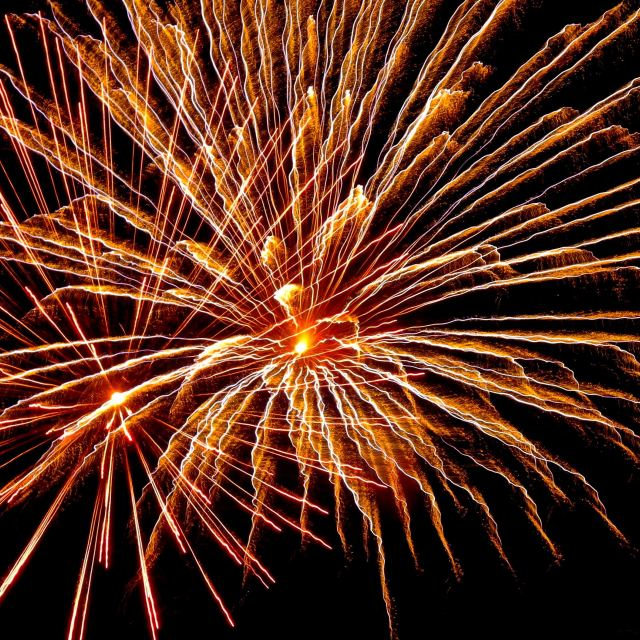 """""""Fireworks one"""" stock image"""