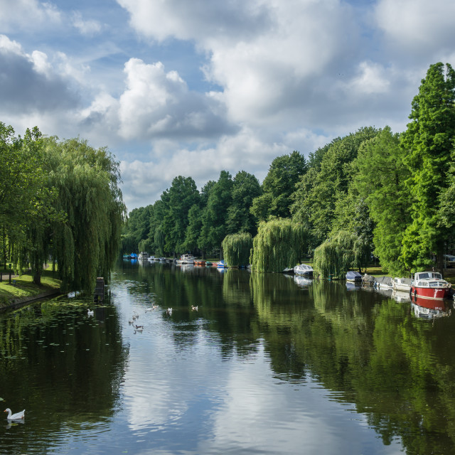 """Beauty of Amsterdam"" stock image"