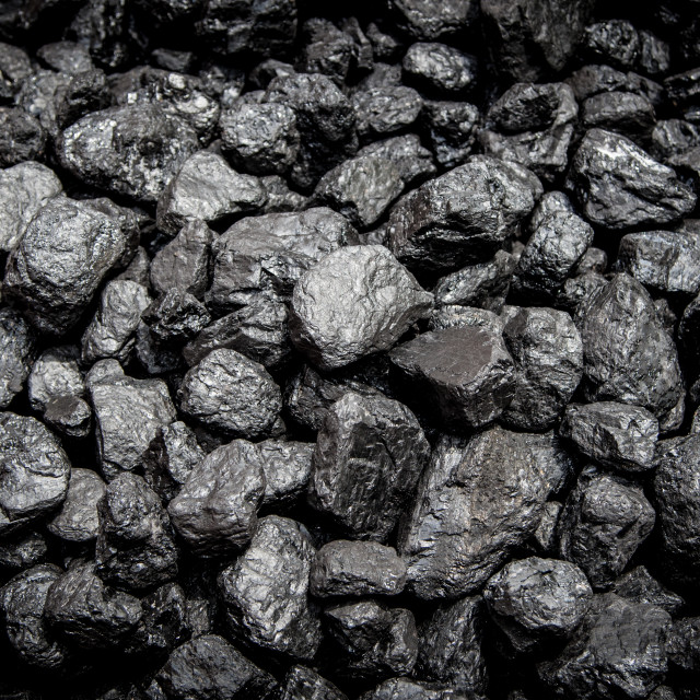 """Coal"" stock image"