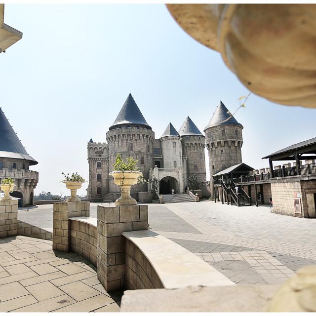 """""""Palace"""" stock image"""