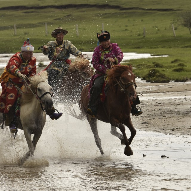 """Horse racing-3"" stock image"