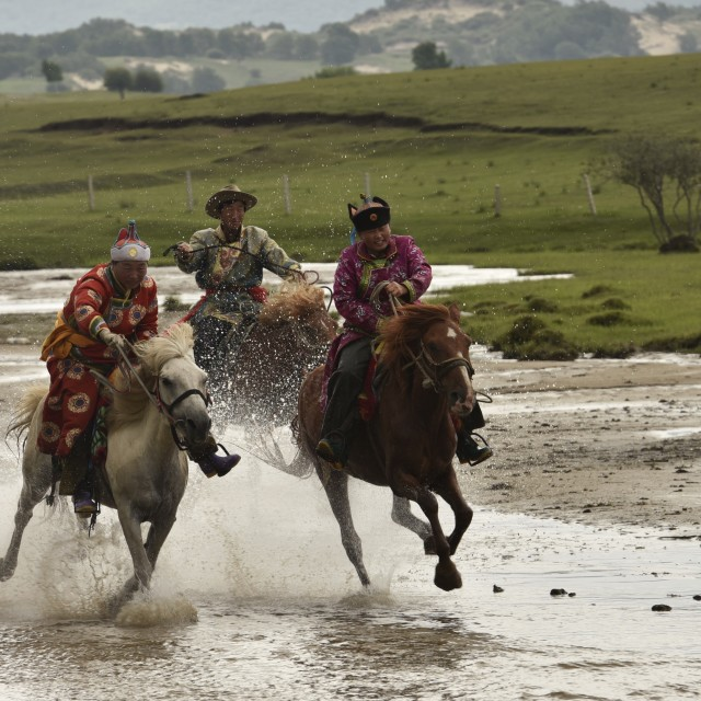 """Horse racing-1"" stock image"