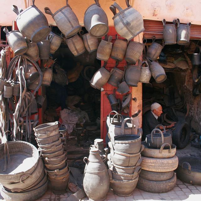 """Tyred Man"" stock image"