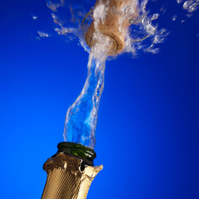 """""""champagne"""" stock image"""