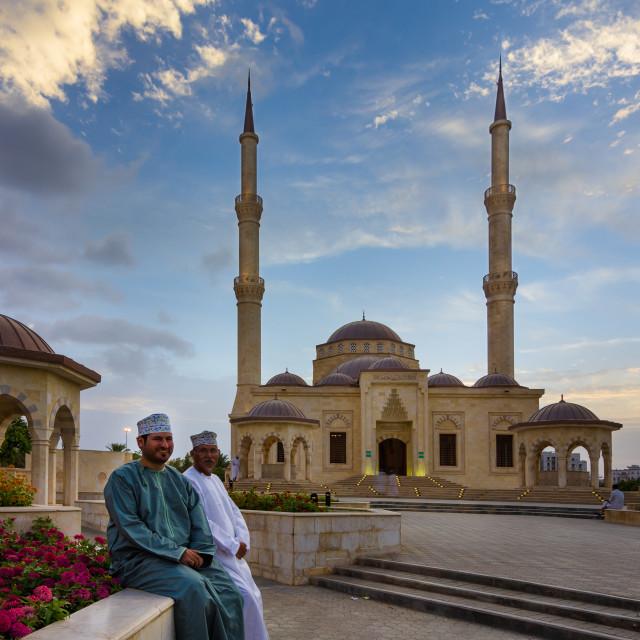 """Mosque"" stock image"