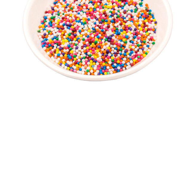 """Colorful Sprinkle"" stock image"