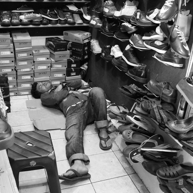 """Dreams of Shoes"" stock image"