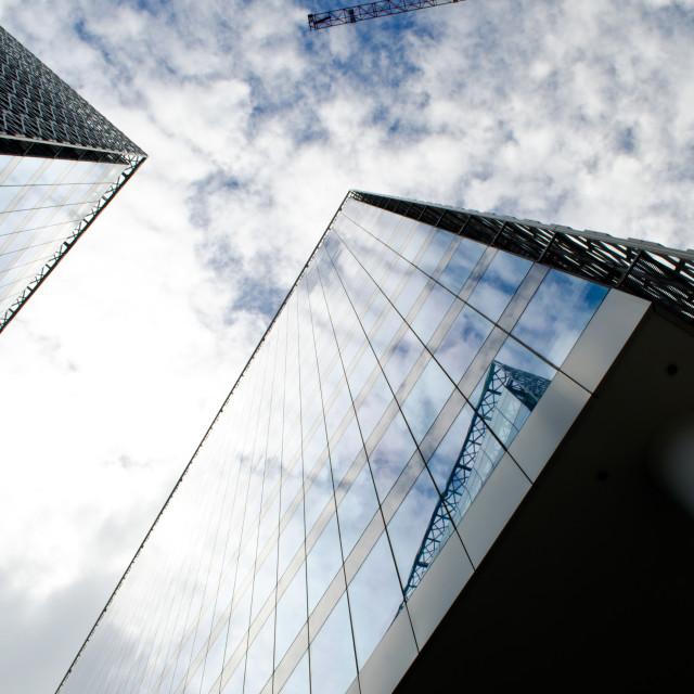 """""""High Rise Building - Putrajaya, Malaysia"""" stock image"""