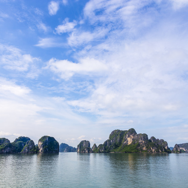 """Ha Long Bay."" stock image"