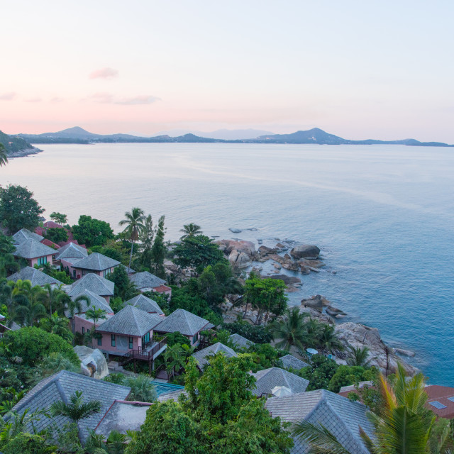 """Samui Views"" stock image"