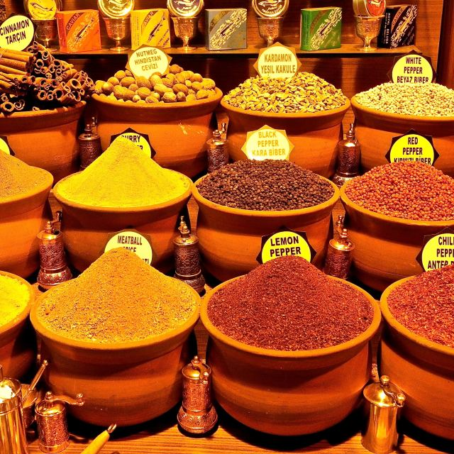 """Spice market Istanbul"" stock image"