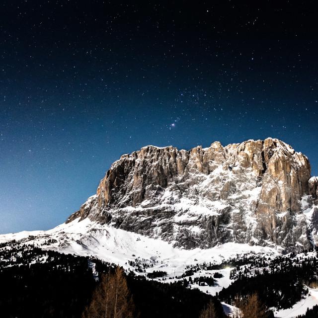 """Dolomiti"" stock image"