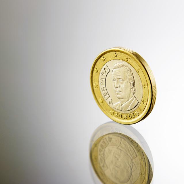 """""""euro coin"""" stock image"""