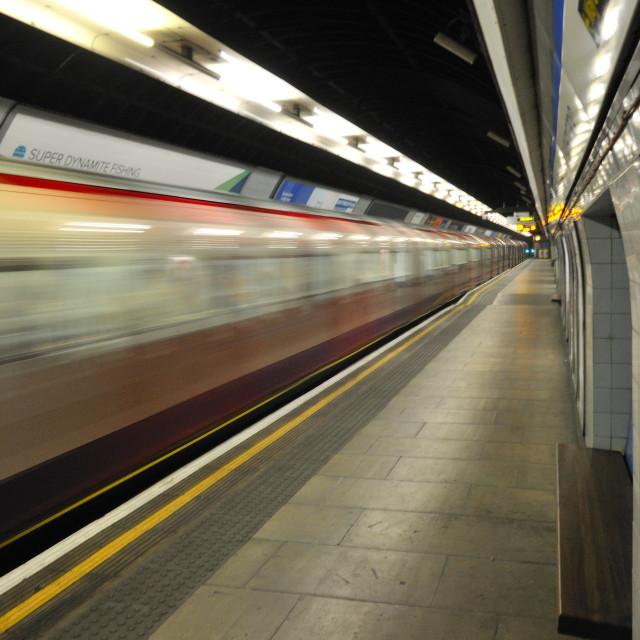 """The Tube"" stock image"