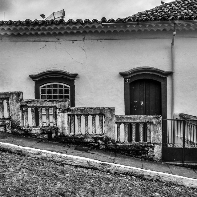 """Porta e janela"" stock image"
